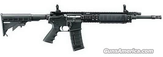 Ruger SR556 5.56 Nato w/ three Magpul Pmags SR 556 .223  Guns > Rifles > Ruger Rifles > Mini-14 Type