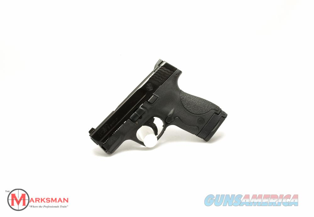 Smith and Wesson Shield 9mm NEW No Thumb Safety  Guns > Pistols > Smith & Wesson Pistols - Autos > Shield