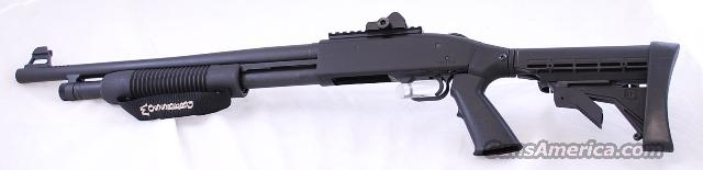 Mossberg 500 SPX 12 Gauge  Guns > Shotguns > Mossberg Shotguns > Pump > Tactical