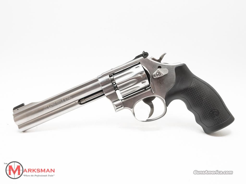 Smith and Wesson 617, .22 lr New 22  Guns > Pistols > Smith & Wesson Revolvers > Full Frame Revolver