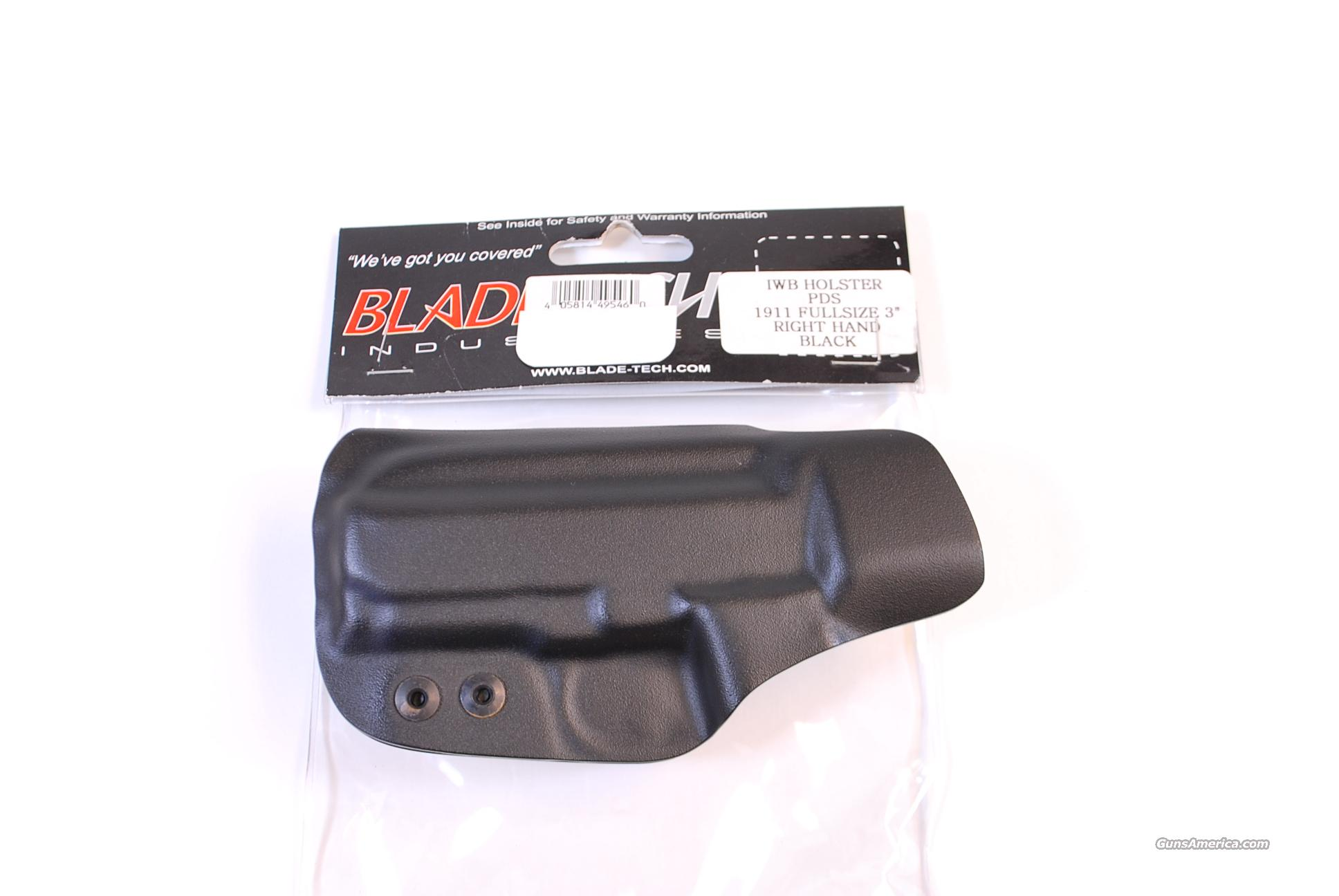 "Blade Tech Inside Waist Band Holster 1911 3"" NEW  Non-Guns > Holsters and Gunleather > Concealed Carry"