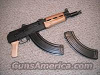 Yugo M92 Krinkov  Guns > Rifles > AK-47 Rifles (and copies) > Folding Stock