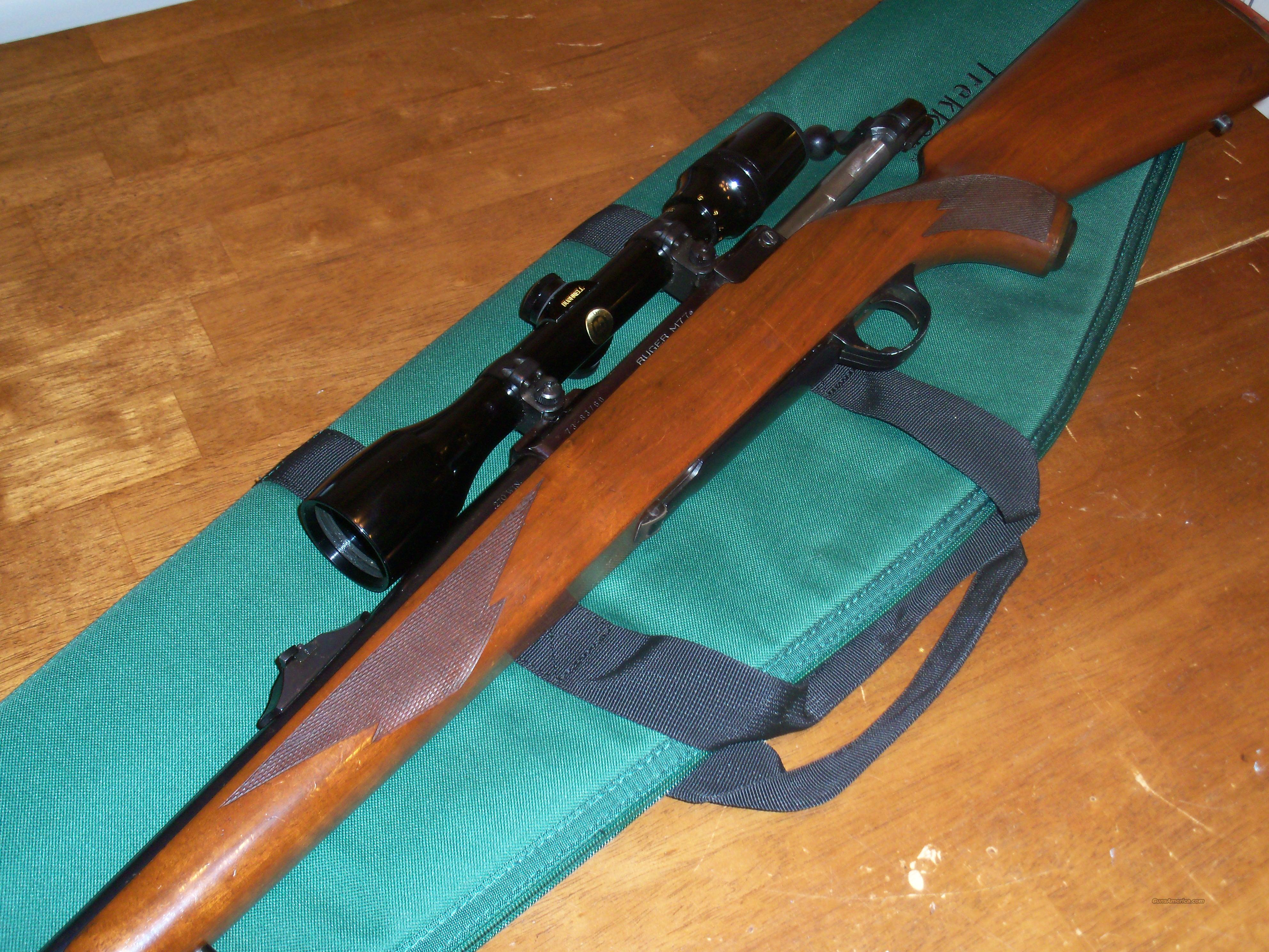 Ruger Model 77 - 270WIN  Guns > Rifles > Ruger Rifles > Model 77