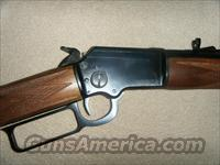 MARLIN 1897 Cowboy 22 Cal.  Guns > Rifles > Marlin Rifles > Modern > Lever Action