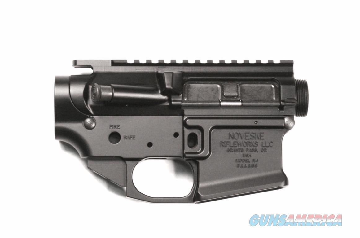 NovesKE GEN 3 UPPER/LOWER MATCHED SET Black  $610  Guns > Rifles > AR-15 Rifles - Small Manufacturers > Lower Only