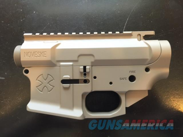 NOVESKE GEN 3 UPPER/LOWER MATCHED SET FDE $620  Guns > Rifles > AR-15 Rifles - Small Manufacturers > Lower Only