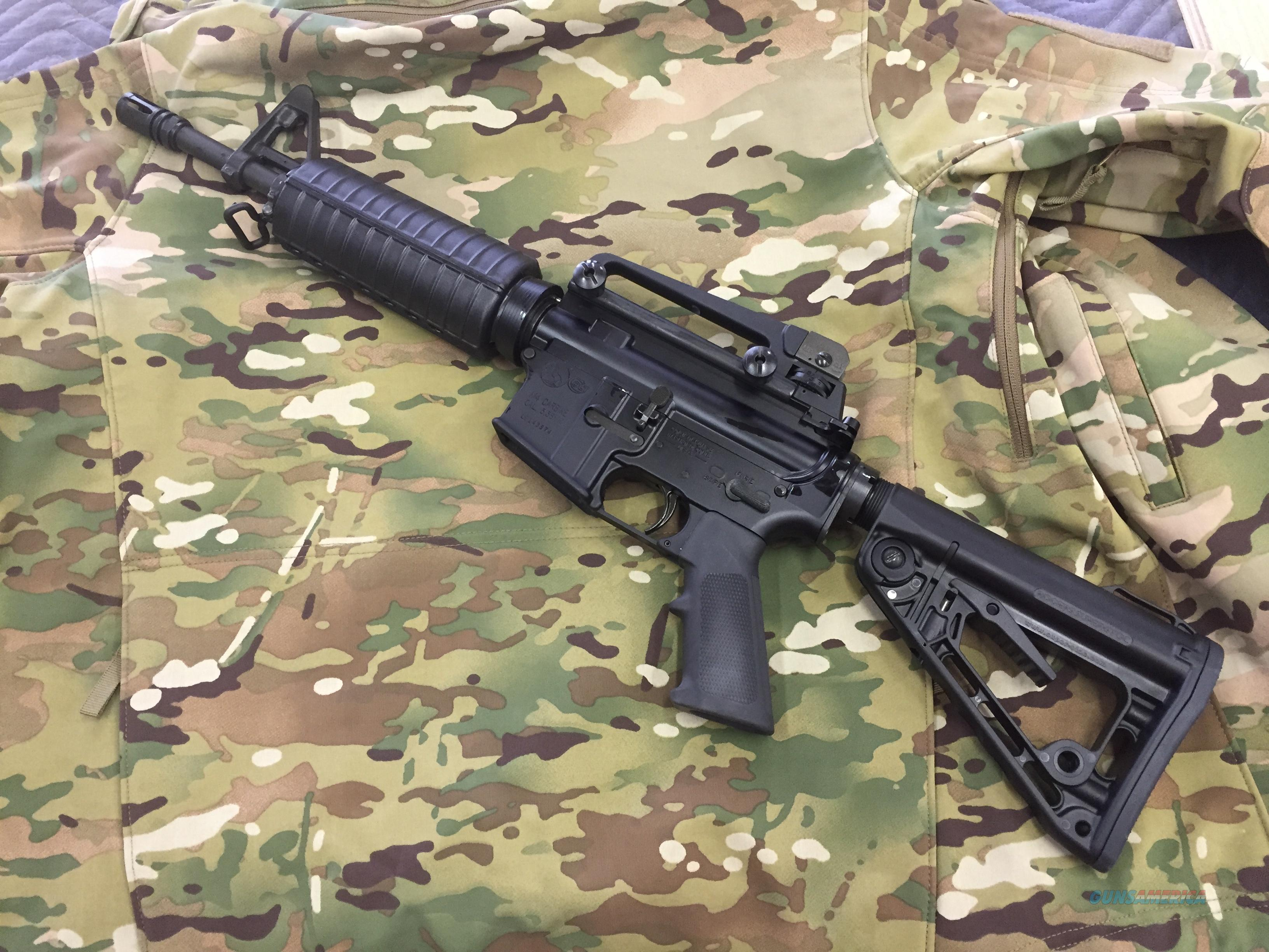 Colt LE 6933 SBR   Guns > Rifles > Class 3 Rifles > Class 3 Any Other Weapon