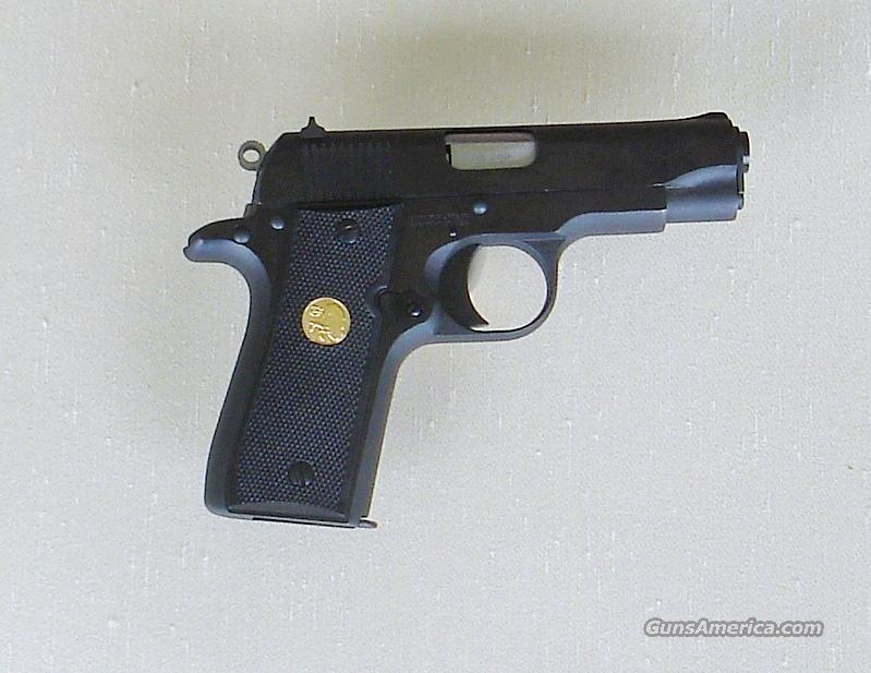Colt 380 Government Model     Guns > Pistols > Colt Automatic Pistols (.25, .32, & .380 cal)