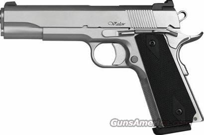 Dan Wesson (CZ-USA)  DW Valor SS  45 ACP  Night Sights  Guns > Pistols > Dan Wesson Pistols/Revolvers > 1911 Style