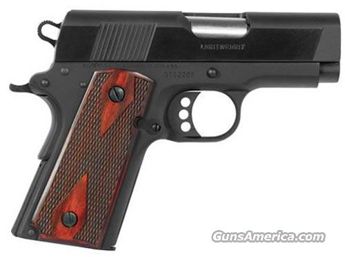 Colt  Defender  New  Agent  9 MM Luger  Guns > Pistols > Colt Automatic Pistols (1911 & Var)