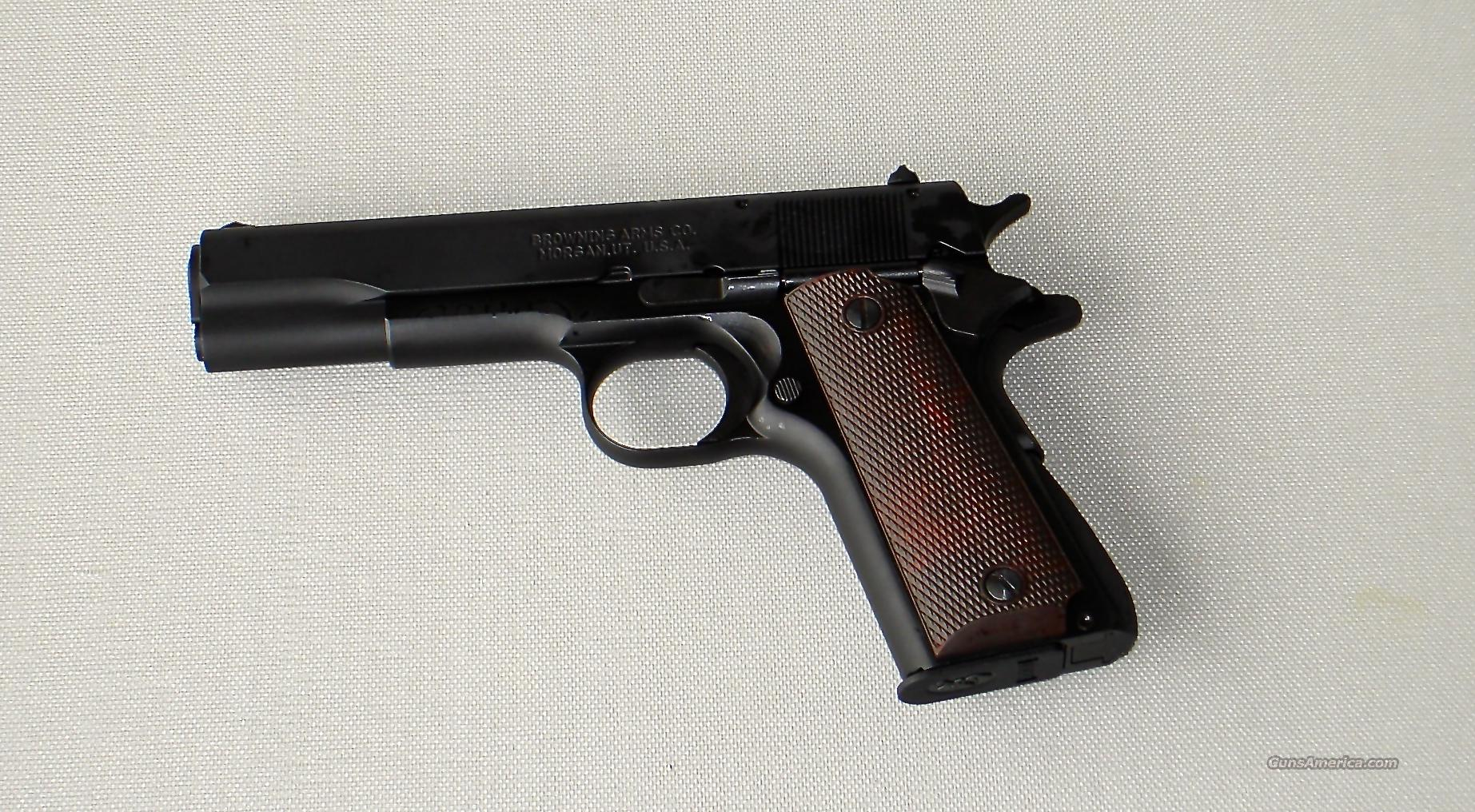 Browning 1911-22 Compact  3.625 in Barrel 22 LR  Guns > Pistols > Browning Pistols > Other Autos