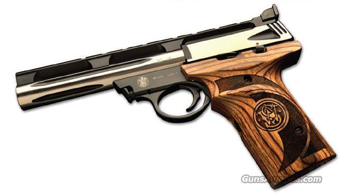 Smith & Wesson 22A Enhanced  22 LR 10+1 5.5 in Fluted Barrel TALO Exclusive  Guns > Pistols > Smith & Wesson Pistols - Autos > .22 Autos