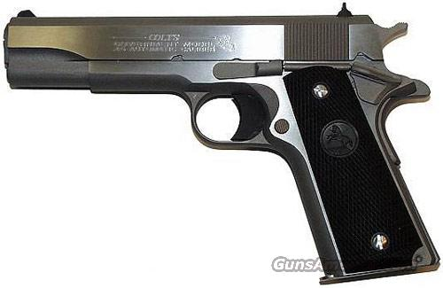 Colt 1991 Government 45 ACP Stainless Steel  Guns > Pistols > Colt Automatic Pistols (1911 & Var)