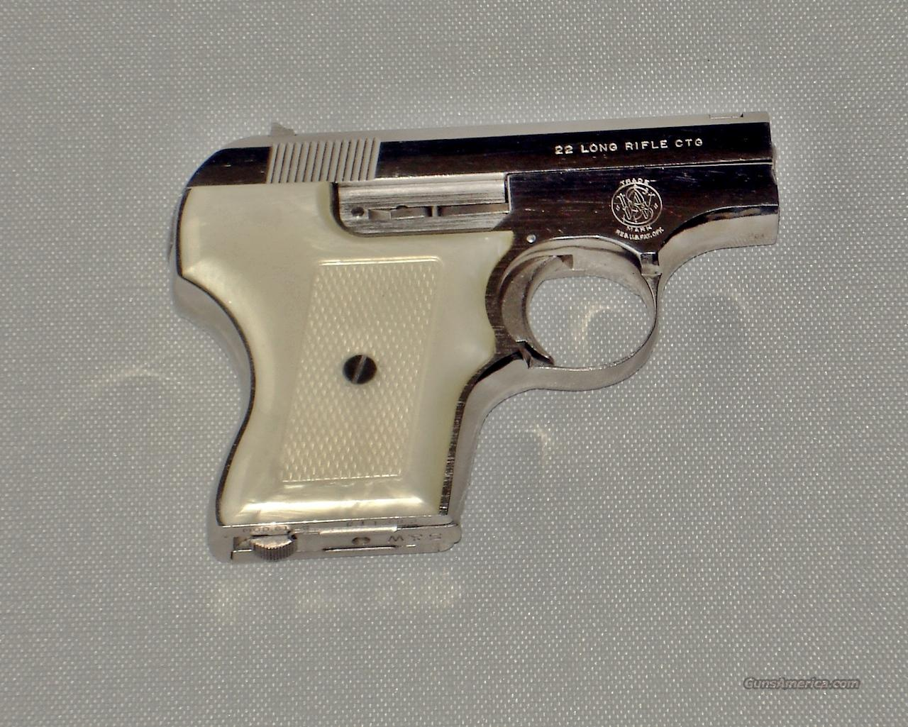 Smith & Wesson   Model  61-2  Guns > Pistols > Smith & Wesson Pistols - Autos > .22 Autos