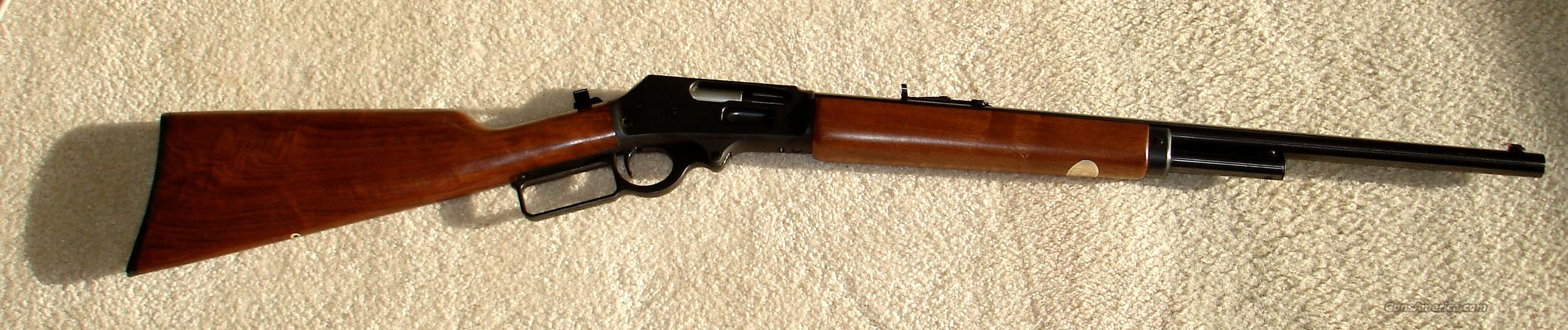 Marlin Model 1895 45/70 Government manufactured 1972  Guns > Rifles > Marlin Rifles > Modern > Lever Action