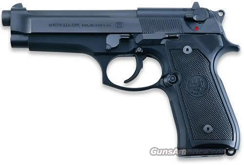 Beretta M-9  9 MM    Guns > Pistols > Beretta Pistols > Model 92 Series