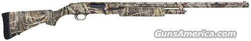 Mossberg Flex 500  Hunting 28 inch Realtree Advantage Max-4 12 Gage  Guns > Shotguns > Mossberg Shotguns > Pump > Sporting