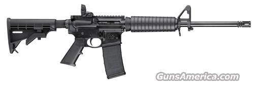 Smith&Wesson M&P15 Sport 223/556 16 in barrel 6 pos Stock  Guns > Rifles > Smith & Wesson Rifles > M&P