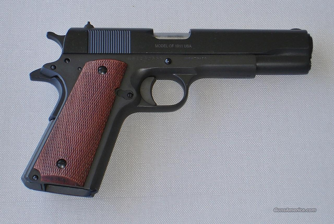 High Standard GI 1911 45 ACP  Guns > Pistols > High Standard Pistols