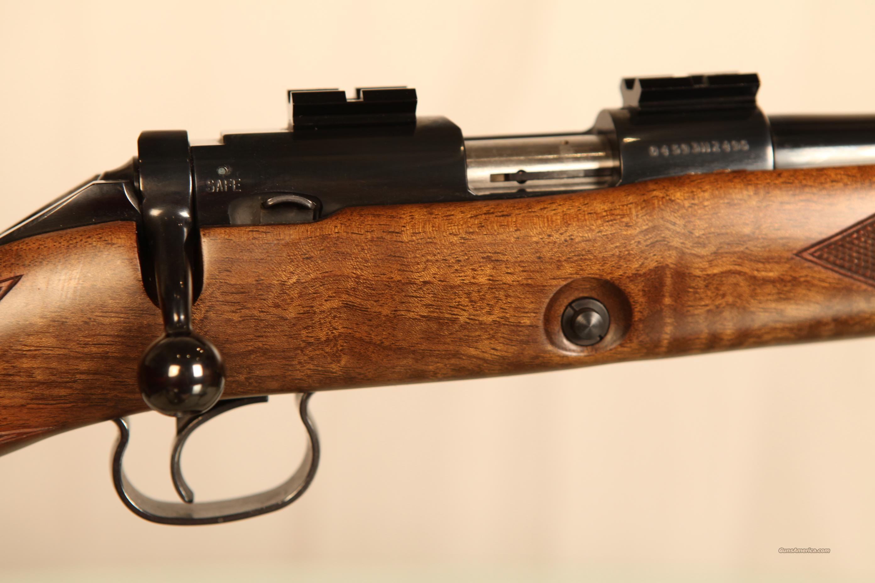 Browning Model 52 22 LR Walnut Stock  Guns > Rifles > Browning Rifles > Bolt Action > Hunting > Blue