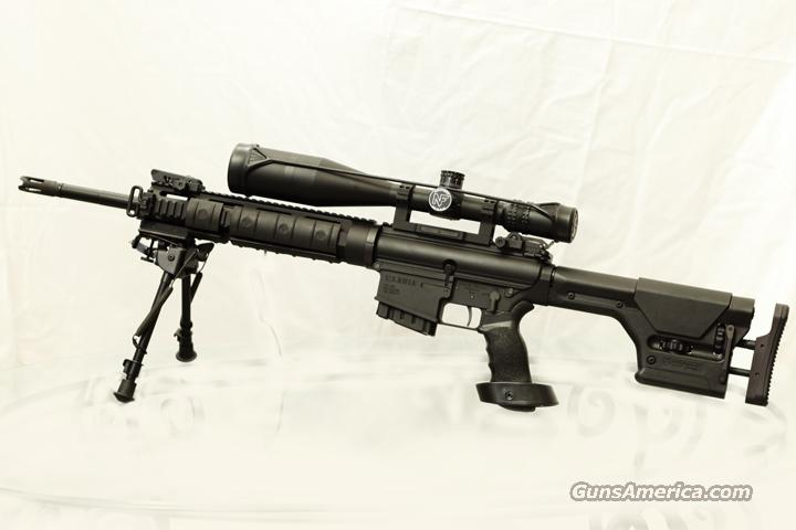 AR-10 DPMS Fulton Armory 308 w Nighforce Scope  and extras  Guns > Rifles > DPMS - Panther Arms > Complete Rifle