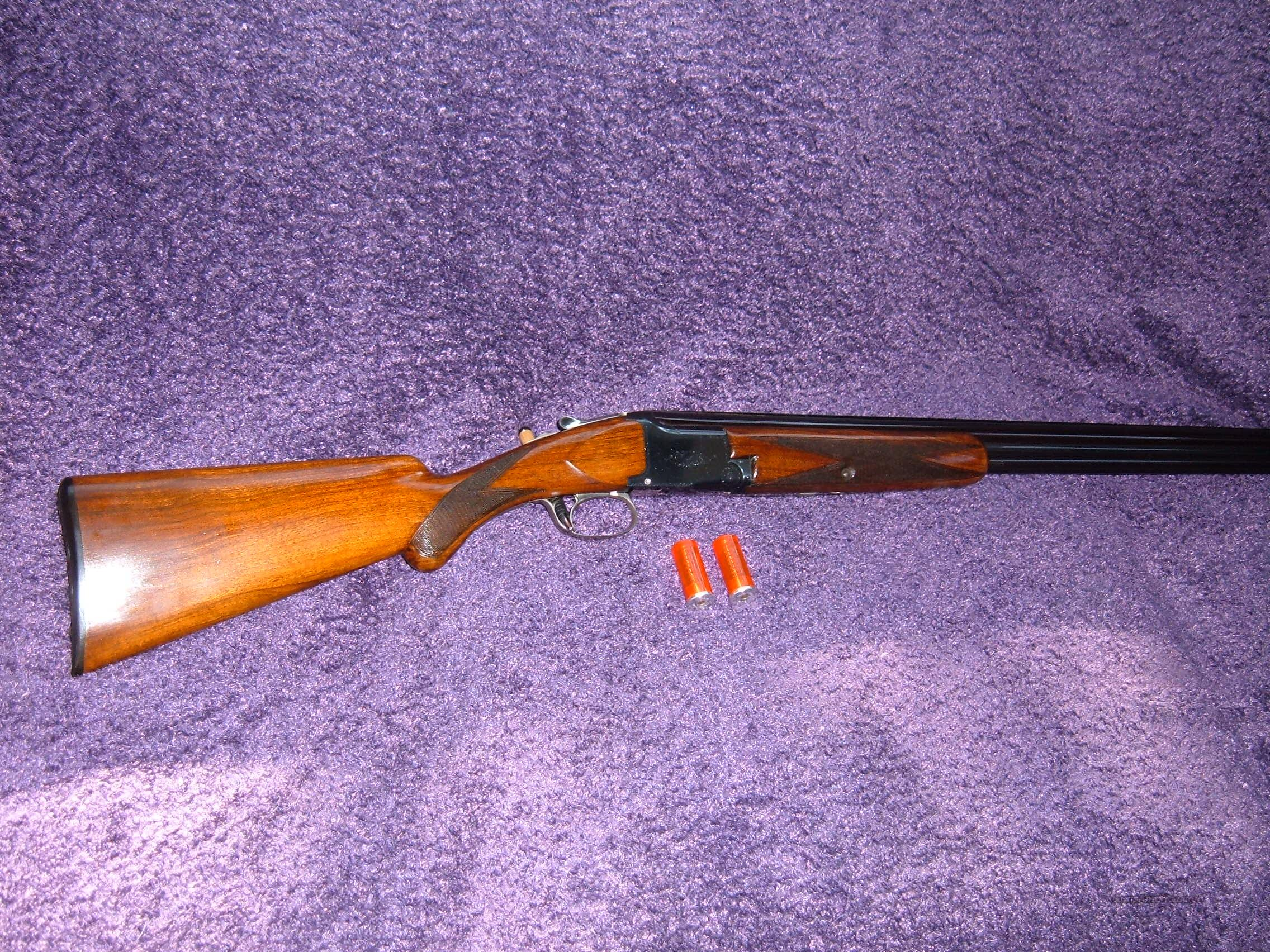 Browning Superposed  12 Ga ( Solid Rib)  Guns > Shotguns > Browning Shotguns > Over Unders > Belgian Manufacture