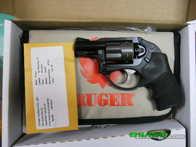 Ruger LCR, Perfect Caryy Gun, .38+P  Guns > Pistols > Ruger Double Action Revolver > Security Six Type