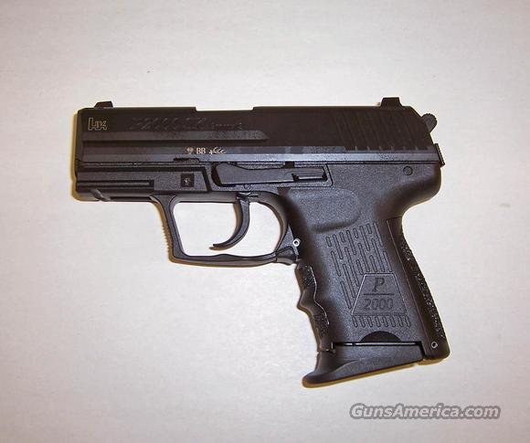 New HK P2000 SK 40 cal. V3 DA/SA, Cheap Price  Guns > Pistols > Heckler & Koch Pistols > SteelFrame