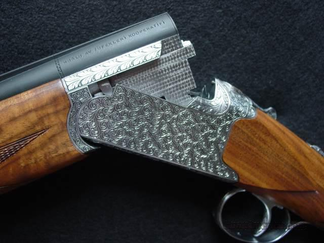 Price REDUCED $500!  Huglu Premium 28 Ga, SGr 17, o/u, Grade IV walnut, NIB!  Guns > Shotguns > Huglu Shotguns