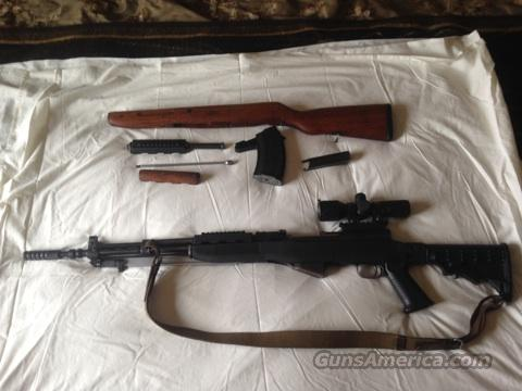 custom SKS rifle  Guns > Rifles > SKS Rifles