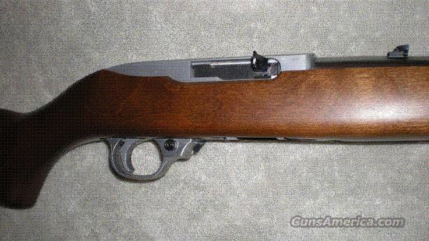 Sturm Ruger Model 10-22 Carbine Semi-Automatic Rifle  Guns > Rifles > Ruger Rifles > 10-22