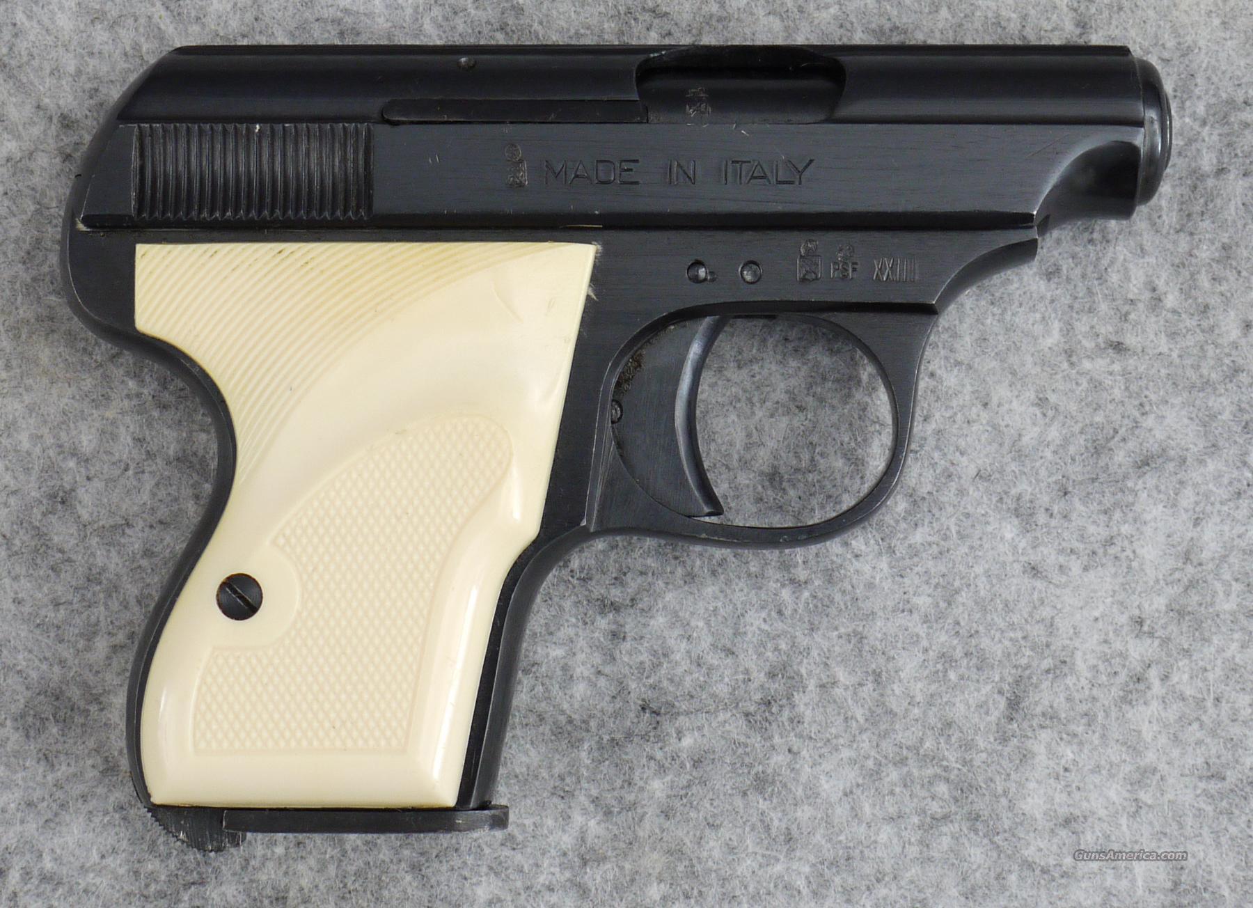 Dickson Detective (Galesi 6) 25 ACP - EXCELLENT  Guns