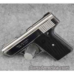 Davis Industries P380 .380 Auto Pistol - COMPLETELY CHROMED!! - USED IN EXCELLENT CONDITION!  Guns