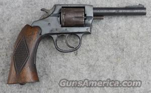Iver Johnson Sealed 8 .22 LR C&R - Good used  Guns