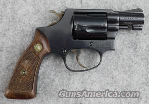 Smith & Wesson 36 Chiefs Special Square Butt .38 Special - Very Good  Guns