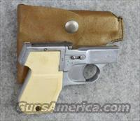 Eig Derringer _22 http://www.gunsamerica.com/966465519/Guns/EIG_4_Barrel_Derringer_22_LR_GOOD.htm