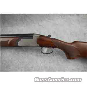 Angelo Zoli Z43 Special 12 ga. Over & Under Shotgun - USED IN GOOD CONDITION!  Guns