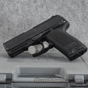 Heckler & Koch USP 40 Compact .40 S&W Pistol - USED IN LIKE NEW CONDITION IN BOX!  Guns