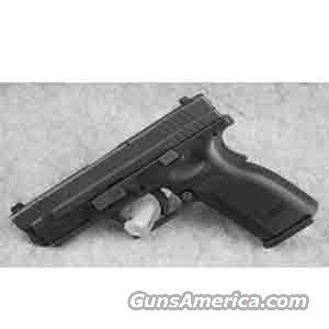 Springfield XD X-TREME DUTY - 4in. SERVICE .40 S&W Pistol with Night Sights-USED IN VERY GOOD CONDITION!  Guns