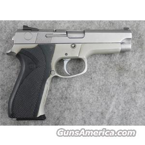 Smith & Wesson 5943 9mm Luger Stainless - GOOD  Guns