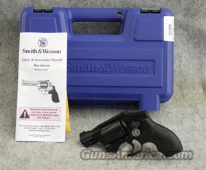 "Smith & Wesson MP340 .357 Magnum 2"" Night Sight - Very Good w/box  Guns"