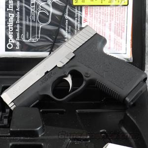 Kahr Arms CW9 9mm Pistol, Polymer Frame, Matte Stainless Slide, Standard Sights - LIKE NEW IN BOX!  Guns