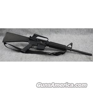 Bushmaster XM-15 A2 Carbine, .223/5.56mm, Ban-Compliant. Used in Very Good Condition  Guns