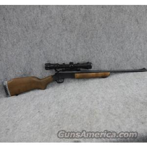 Rossi R243 Single Shot Rifle .243 Winchester with Simmons 3-9x  Guns