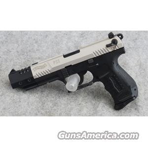 Walther P22 Target .22 LR - NEW IN BOX  Guns
