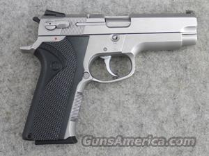 Smith & Wesson 4006 DA/SA All-Stainless .40 S&W - VERY GOOD  Guns