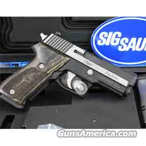 Sig Sauer P220 Carry Equinox .45 ACP Pistol in Factory Box - USED IN LIKE NEW CONDITION!  Guns