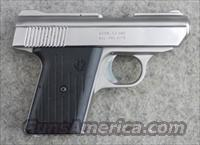 Cobra CA380CB Chrome .380 ACP - Very Good  Guns
