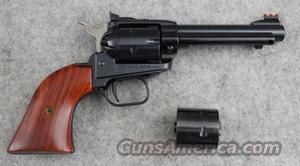 Heritage Rough Rider .22LR/WMR Revolver - USED  Guns