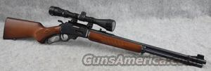 Marlin 336A Carbine .30-30 with scope - EXCELLENT  Guns